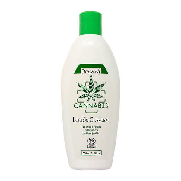 Loción Cannabis Ecocert BIO - 300ml