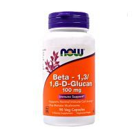 Beta 1,3/1,6-d-glucan 100mg - 90 capsules