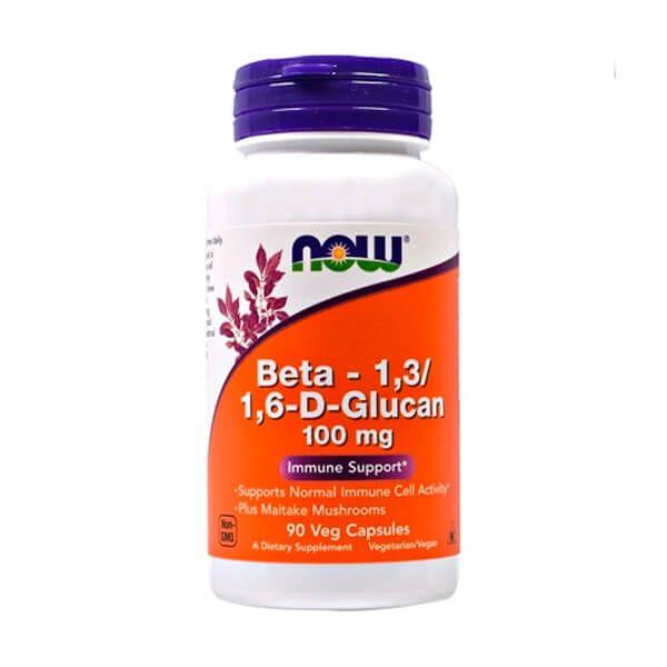 Beta 1,3/1,6-D-Glucan 100mg - 90 Cápsulas