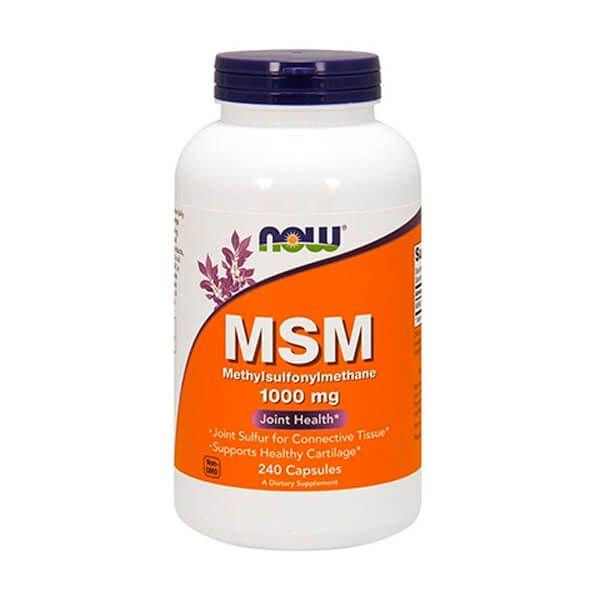 MSM 1000mg - 240 Cápsulas