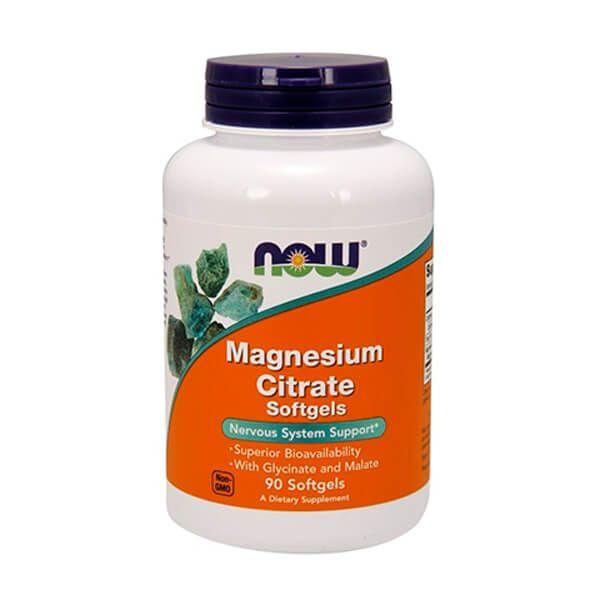 Magnesium citrate - 90 softgels