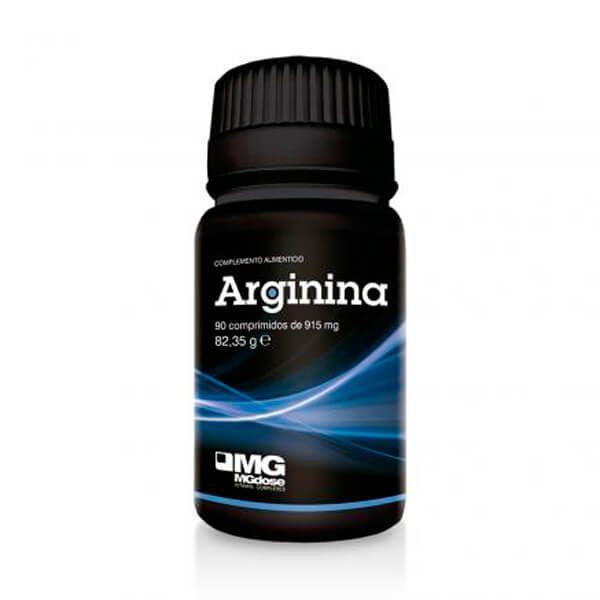 Arginina - 90 Tabletas