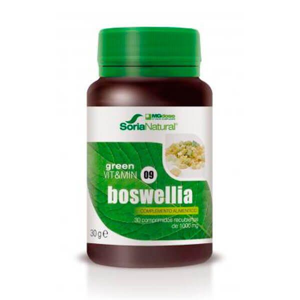 Green Vit&Min 09 Boswelia - 30 Tabletas