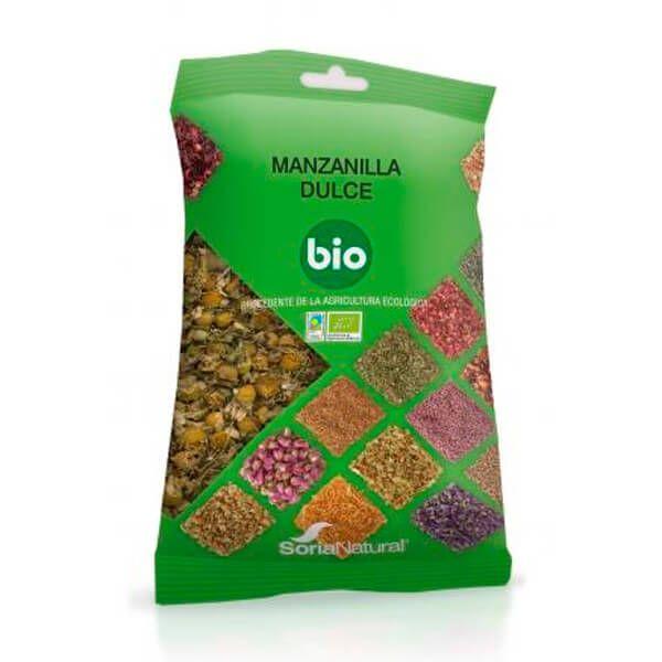 Manzanilla Dulce Bio - 40g