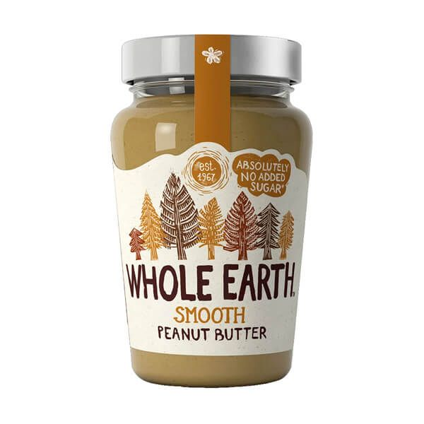 Smooth peanut butter - 227g