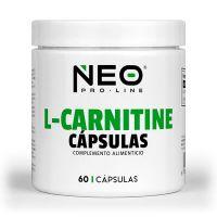 L-Carnitina - 60 Cápsulas