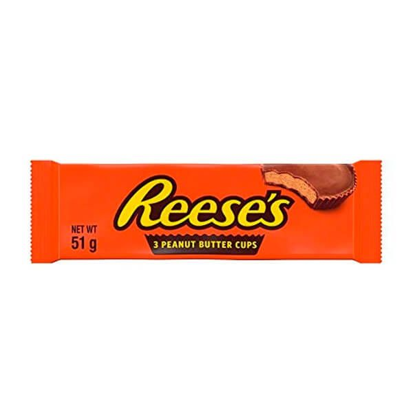Reese's Peanut Butter Cups - 3x51g