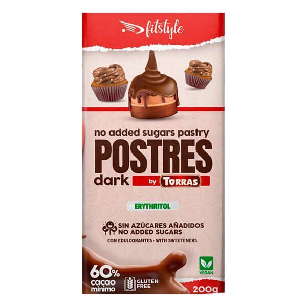 Chocolate Negro para Postres - 200g