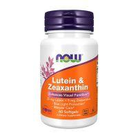 Luteína y Zeaxantina - 60 Softgels [Now]
