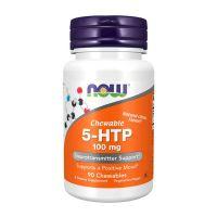 5-HTP 100mg - 90 Tabletas masticables