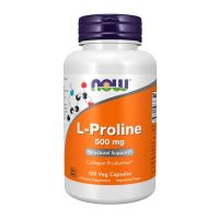 L-proline 500mg - 120 veg capsules