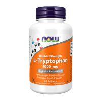 L-Triptófano 1000mg - 60 Tabletas [Now]