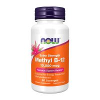 Methyl B-12 10,000mcg - 60 Tabletas