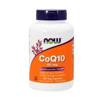 CoQ10 60mg - 180 Cápsulas vegetales