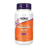 Ácido Hialurónico 100mg - 60 Cápsulas vegetales [Now]