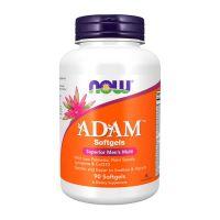Adam Mens Multiple Vitamin - 90 Softgels [Now]