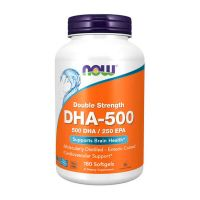 DHA 500mg - 180 Softgels [Now]