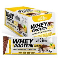 Barrita Whey Protein Bar - 35g