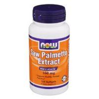 Saw Palmetto de 120 softgels del fabricante Now Foods (Antioxidantes)