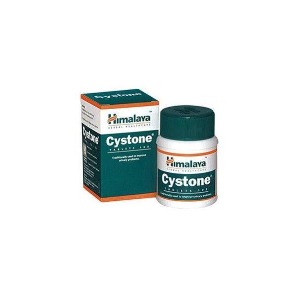 Cystone de 100 tabletas de la marca Himalaya Herbal Healthcare (Tracto Urinario)