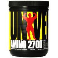 Amino 2700 de 120 tabletas de la marca Universal Nutrition (Esenciales e Hidrolizados)