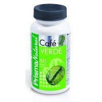 Café Verde envase de 60 cápsulas de la marca Prisma Natural (Inhibidores de Apetito)