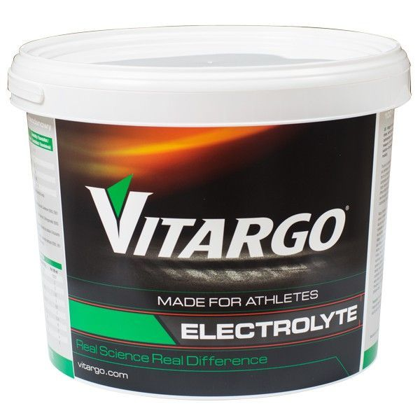 Vitargo Electrolites envase de 2 kg de Vitargo
