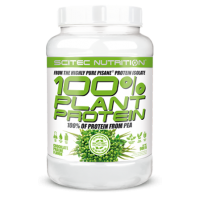 100% plant protein - 900g