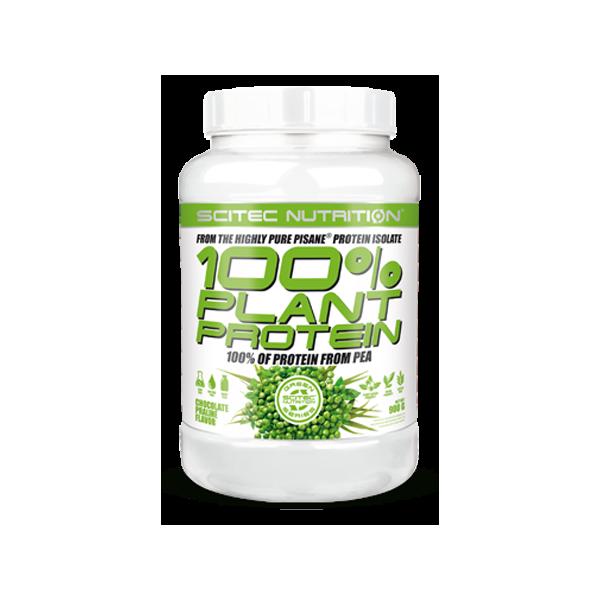 100% plant protein - 900g