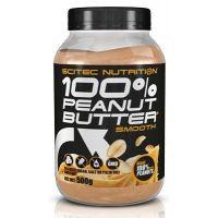 Crema de Cacahuete envase de 500g de la marca Scitec Nutrition (Cremas de Cacahuete)