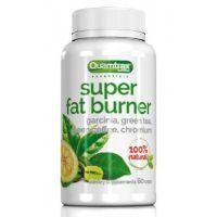 Super Fat Burner envase de 60 cápsulas de la marca Quamtrax Essentials (Termogénicos)