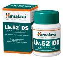 Liv.52 DS de 60 tabletas del fabricante Himalaya Herbal Healthcare (Protectores Hepáticos)