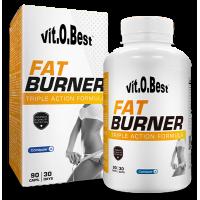 Fat Burner Triple Acción envase de 90 cápsulas del fabricante VitoBest (Diuréticos)