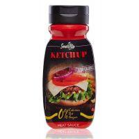 Ketchup 0% de 320 ml del fabricante Servivita (Salsas Saladas Sin Calorias)
