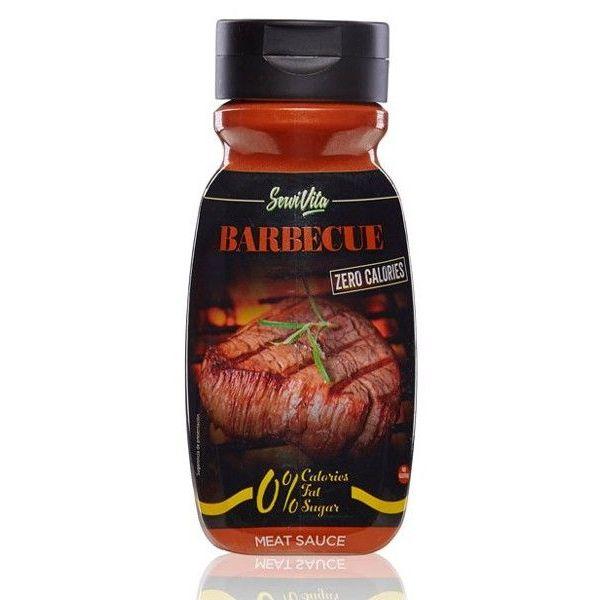 Salsa Barbacoa 0% de 320ml del fabricante Servivita (Salsas Saladas Sin Calorias)