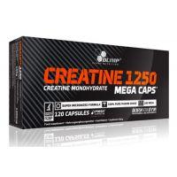 Creatina 1250 Mega Caps - 120 cápsulas