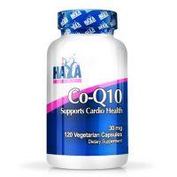 Co-Q10 30mg de 120 cápsulas vegetales del fabricante Haya Labs (Sistema Circulatorio)