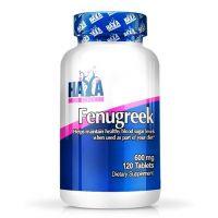 Fenogreco 600 mg de 120 tabletas del fabricante Haya Labs (Otros Anabolicos)