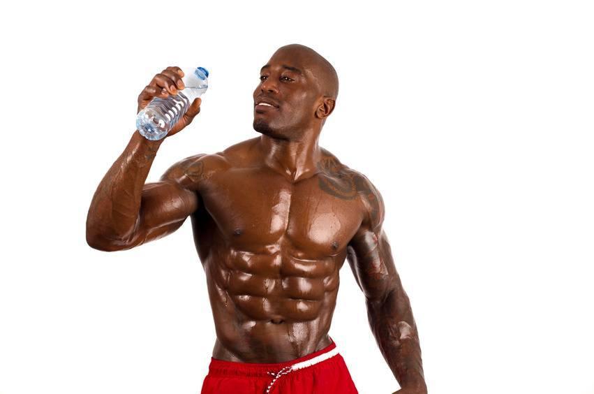 A Hidratação no Desporto e sessões Fitness