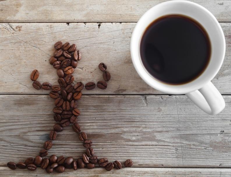 Rendimiento Fitness : A cafeína