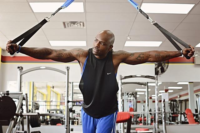 Como tonificar los músculos con bandas elasticas