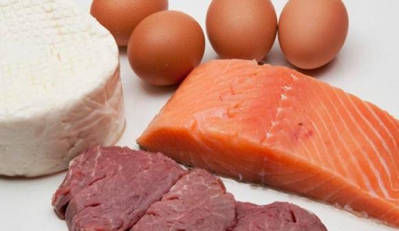 Alimentos ricos en metionina