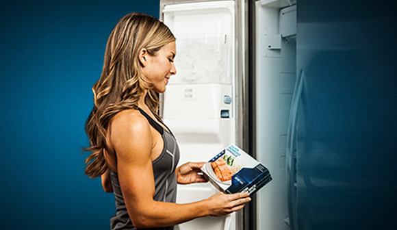 Añade snacks saludables a tu dieta
