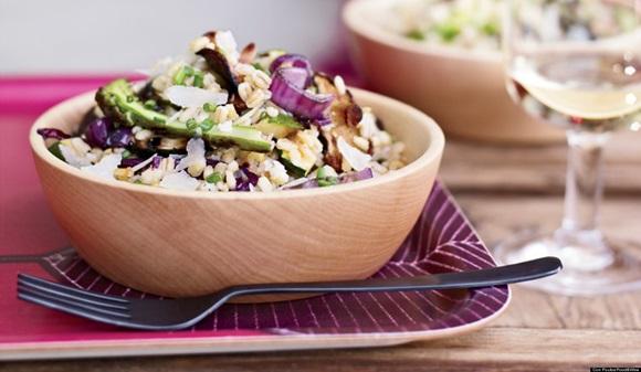 Cinco súper alimentos para una salud estupenda