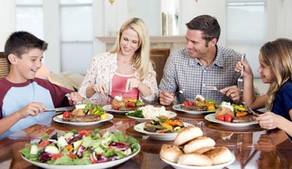 La comida sana beneficia la salud mental y emocional
