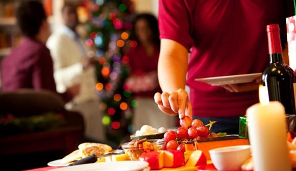 Una flora intestinal saludable durante la Navidad