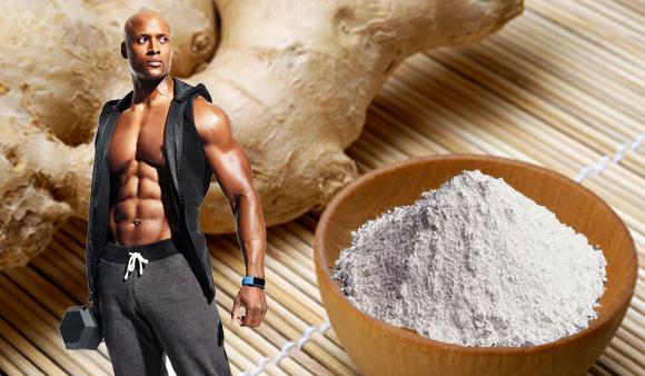 Combinando jengibre con zinc para la testosterona