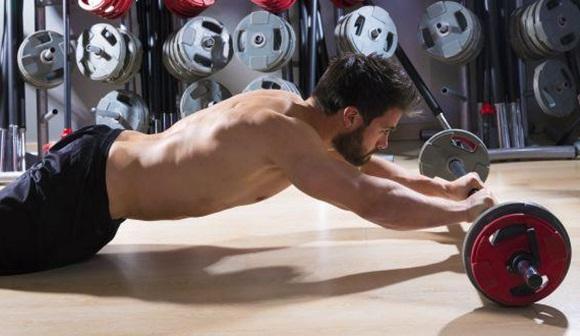Los beneficios de la rueda abdominal - Blog MASmusculo