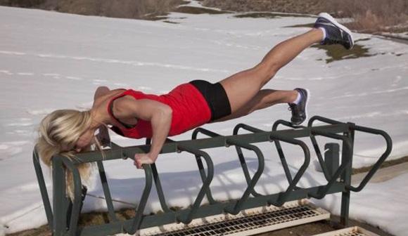 El trabajo corporal y los musculos