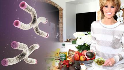 Como proteger los telomeros con la dieta